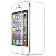 Чехол для iPhone 4, 4S (цвет прозрачный)