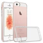 Чехол для iPhone 5, 5S, SE (цвет прозрачный)