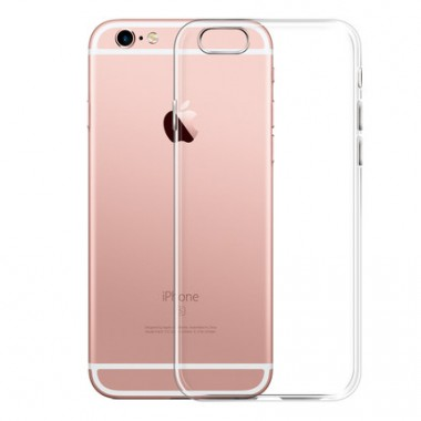Чехол для iPhone 6 Plus, 6S Plus (цвет прозрачный)