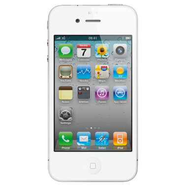 Apple iPhone 4 - 32Gb, цвет белый