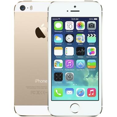 Apple iPhone 5S - 32Gb, цвет белый (золото)