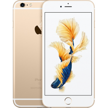 Apple iPhone 6S - 128Gb, цвет белый (золото)